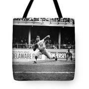 SANDY KOUFAX (1935- ) Tote Bag by Granger