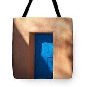 Santa Fe Portal Tote Bag by Steve Gadomski