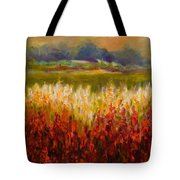 Santa Rosa Valley Tote Bag by Shannon Grissom