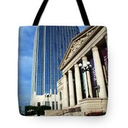 Schermerhorn Symphony Center Nashville Tote Bag by Susanne Van Hulst