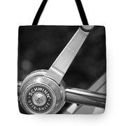 Schwinn Stik-shift Tote Bag by Lauri Novak