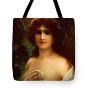 Sea Nymph Tote Bag by Emile Vernon