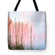 Sea Oats Tote Bag by Kristin Elmquist