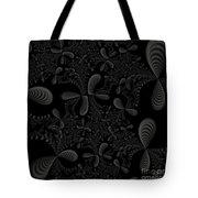 Seashells Tote Bag by Candice Danielle Hughes