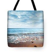 Seashore Tote Bag by Carlos Caetano