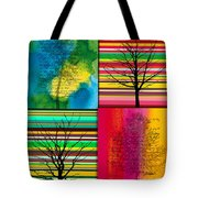 Seasons Tote Bag by Ramneek Narang
