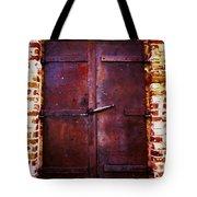 Secret Door Tote Bag by Cheryl Young