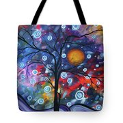 See The Beauty Tote Bag by Megan Duncanson