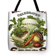 Seed Company Poster, C1800 Tote Bag by Granger