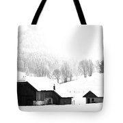 Seen Many Storms Tote Bag by Sabine Jacobs