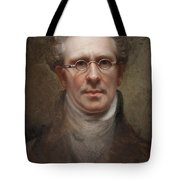 Self Portrait Tote Bag by Rembrandt Peale