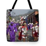 Semana Santa Procession I Tote Bag by Kurt Van Wagner