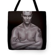 Semmy Schilt Tote Bag by Paul Meijering