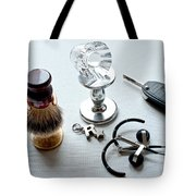 Seven Poducts Tote Bag by Steven Dunn