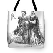 Shakespeare: Macbeth, 1845 Tote Bag by Granger