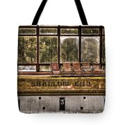 Shallow End Tote Bag by Evelina Kremsdorf