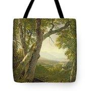 Shandaken Ridge - Kingston Tote Bag by Asher Brown Durand
