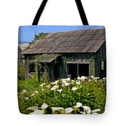 Shephers's Shack Tote Bag by Garry Gay