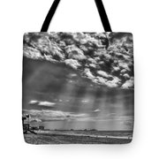 Shine On You Crazy Diamond Tote Bag by Evelina Kremsdorf