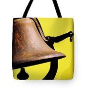 Ship's Bell Tote Bag by Rebecca Sherman