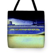 Shipshape 7 Tote Bag by Will Borden