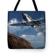 Sightseeing Tote Bag by Richard Rizzo