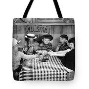 Silent Film: Little Rascals Tote Bag by Granger