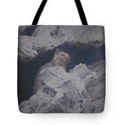 Silent Observer Tote Bag by Pharris Art