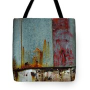 Silo Series 1 Tote Bag by Skip Hunt