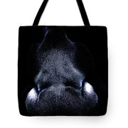 Silverback . Photoart . R7917 Tote Bag by Wingsdomain Art and Photography