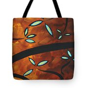Simply Glorious 3 By Madart Tote Bag by Megan Duncanson