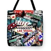 Sin City Tote Bag by John Rizzuto