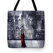 Sincity Tote Bag by Yuriy  Shevchuk