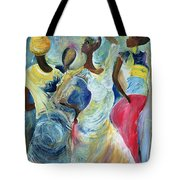 Sister Act Tote Bag by Ikahl Beckford