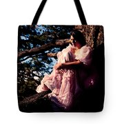 Sitting In A Tree Tote Bag by Scott Sawyer