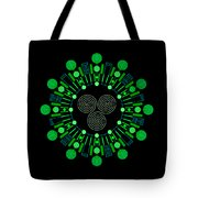 Sky Chief Color Tote Bag by DB Artist