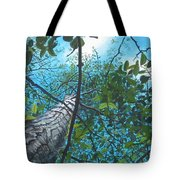 Skyward Tote Bag by William  Brody