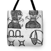 SLAVERY: IRONS, 1807 Tote Bag by Granger