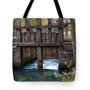Sluce Gate Tote Bag by Marty Koch
