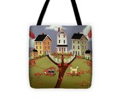 Snicker And Doodle Tote Bag by Catherine Holman