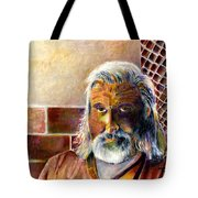 Solitary Tote Bag by Arline Wagner