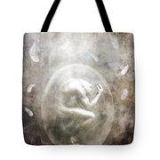 Sometimes Tote Bag by Jacky Gerritsen
