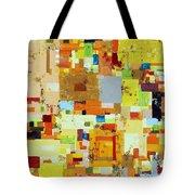 Song Of Solar Fusion Tote Bag by Regina Valluzzi