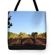 Sonoma Vineyards - Sonoma California - 5D19314 Tote Bag by Wingsdomain Art and Photography
