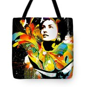 Soul Explosion II Tote Bag by Chris Andruskiewicz