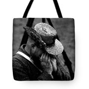 Sounds Of The Old West Tote Bag by David Lee Thompson