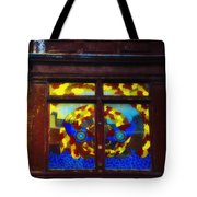 South Street Window Tote Bag by Bill Cannon