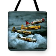 Southern Knights Tote Bag by Steven Agius
