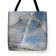 Spokane Pavilion Tote Bag by Carol Groenen