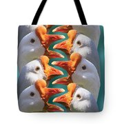 Sport - Baseball - Out Safe Out Safe Tote Bag by Mike Savad